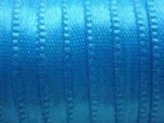 Fita Cetim nº0 Azul Turquesa (4mm) 100mts unid (consulte disponibilidade na loja)