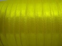 Fita Cetim nº0 Amarela (4mm) 100mts unid (consultar disponibilidade na loja)