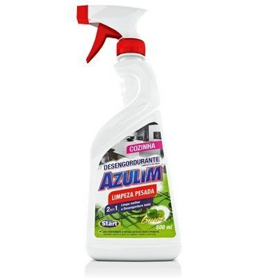 Desengordurante Azuilim Spray 500ml