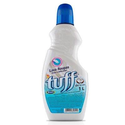 Sabão Liquido Coco 1lt Tuff Start (roupas finas) unid