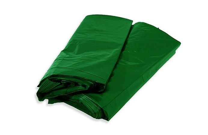 * Saco lixo 40lts Verde (0,4) c/100 unids