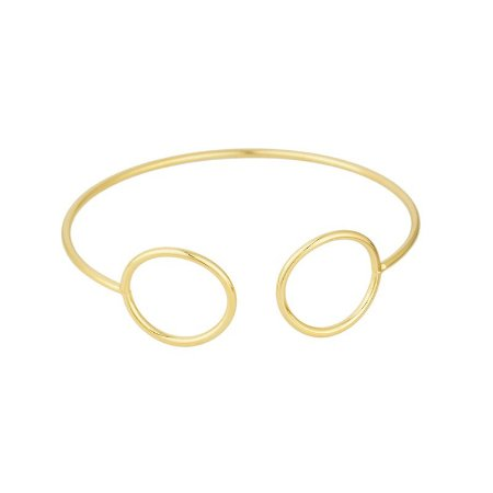 Bracelete 2 Círculos