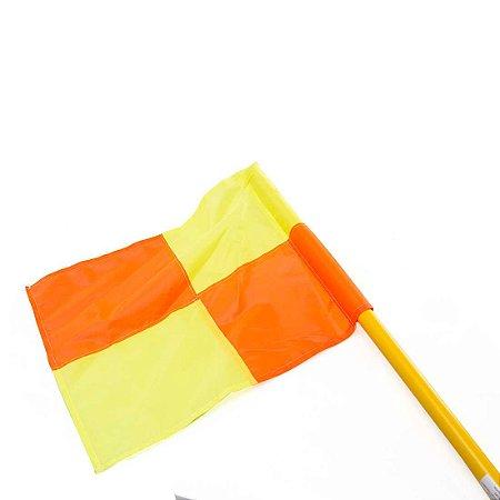 Mastro De Escanteio c/ Bandeira Flexível AX Esportes(Peça)