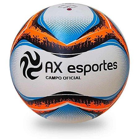 Bola Futebol de Campo AX Esportes Matrizada