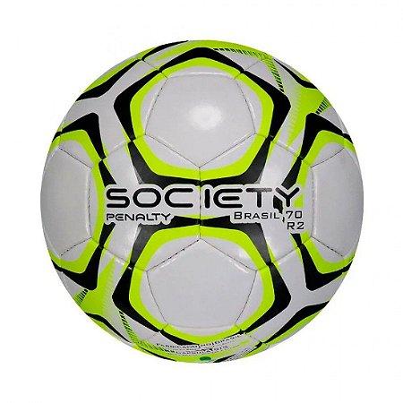 Bola Penalty Futebol Society Brasil 70 R2