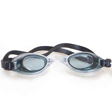 Óculos de Natação Convoy Infantil Preto