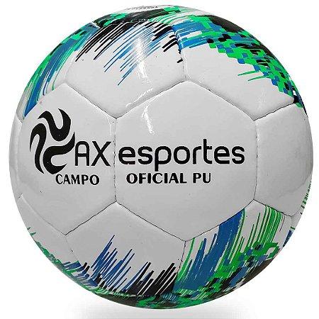 Bola de Futebol de Campo AX Esportes em PU