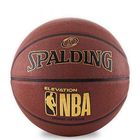 Bola Spalding De Basquete Microfibra NBA Tam. 5