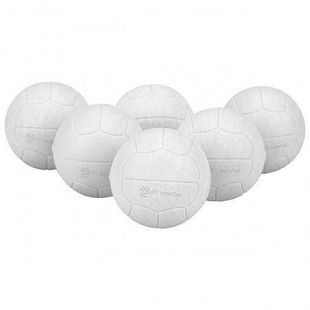 Pack c/ 10 Bolas de Pebolim AX Esportes Unidade - Ywa097