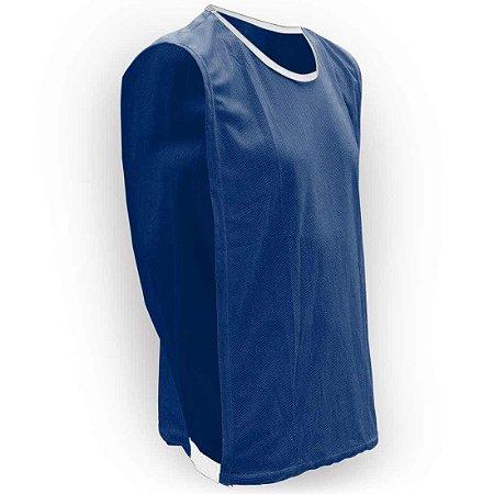 Colete de Futebol Infantil AX Esportes - Azul Royal
