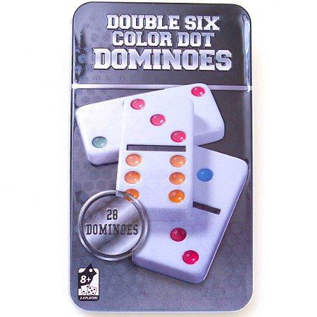 Domino 9mm AX Esportes Luxo Estojo de Lata-Y346
