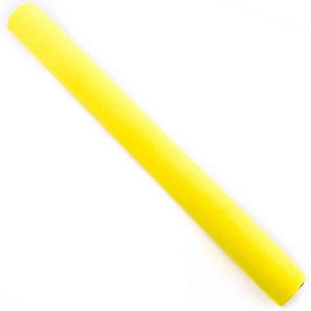 Bastão de Revezamento p/ Atletismo Espumado 30cm AX Esportes (Peça) Amarelo