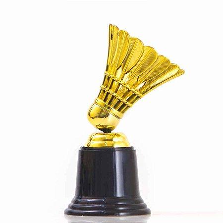 Troféu de Badminton 15cm AX Esportes-Y258