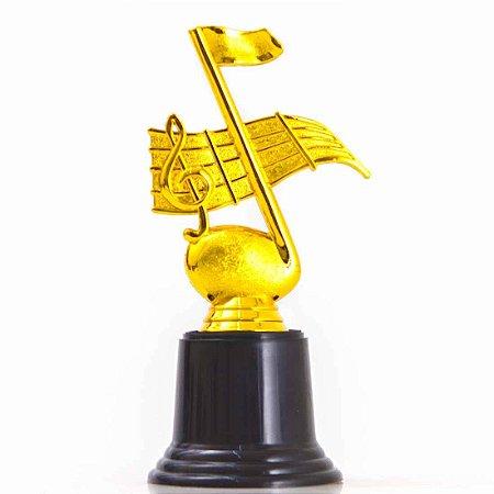Troféu de Música 16,5cm AX Esportes-Y257