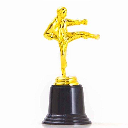 Troféu de Karatê 16,5cm AX Esportes-Y252
