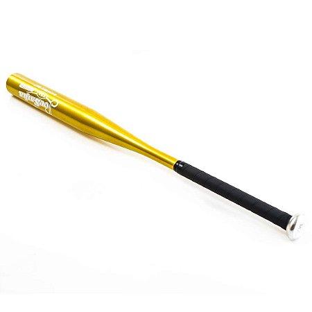"Taco De Baseball Alumínio Infantil 30"" Amarelo YW275"