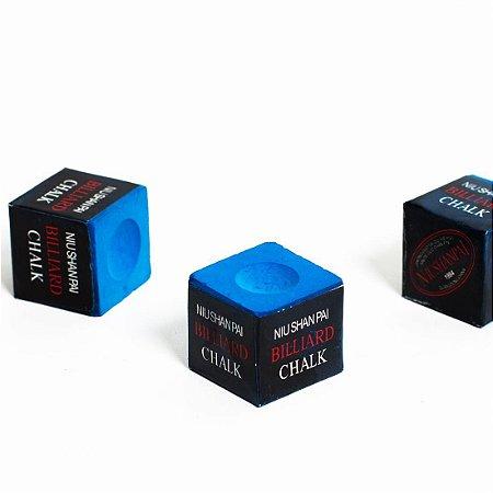 Kit c/ 6 Giz para Taco de Sinuca AX Esportes - Fa241