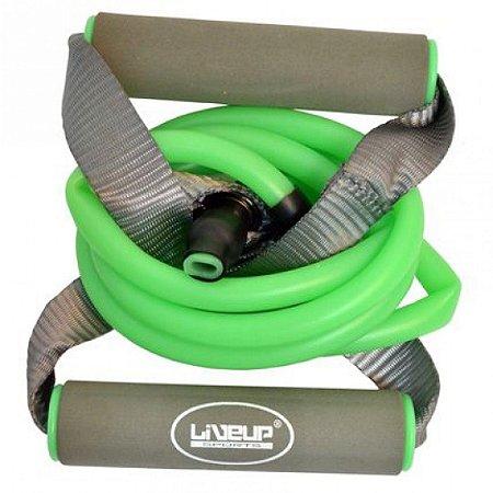 Extensor Longo Liveup Toning Tube - Médio - 12LBS / 5,45 KG