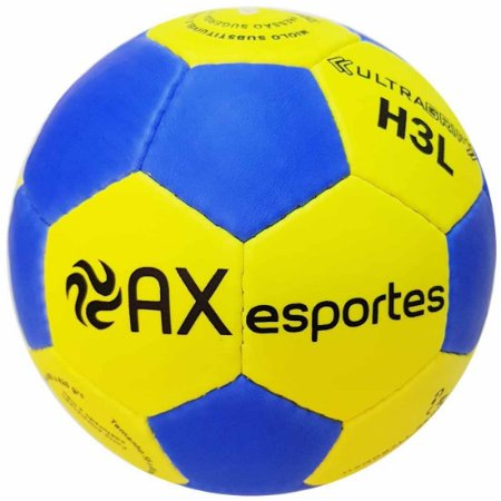 Bola de Handebol Masculino AX Esportes HL3 Costurada