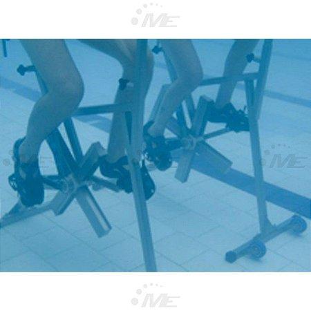 Hidrobike - Bicicleta Aquática em Aço