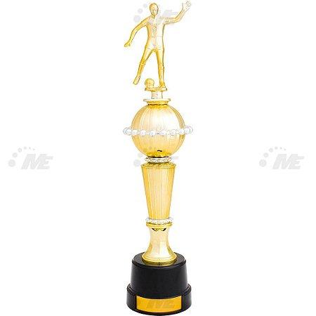 Troféu Piazza Futebol 472/5 65cm - 1º Colocado