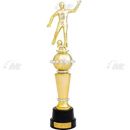 Troféu Piazza Futebol 472/4 51cm - 2º Colocado