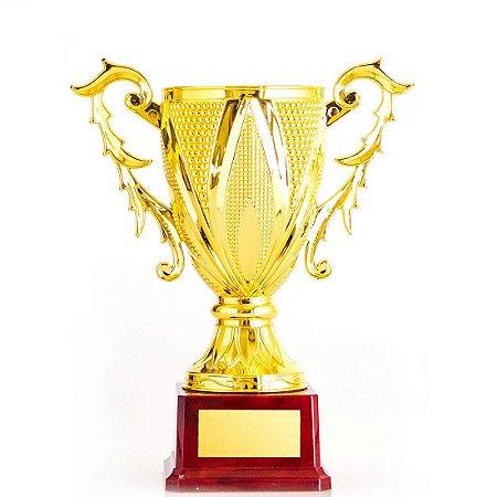 Troféu AX Esportes Graal 25cm - 2º Colocado - FA470