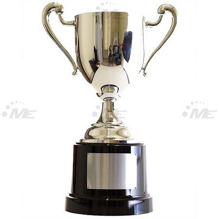 Troféu (Taça) Piazza 62cm - Prata - 851/P