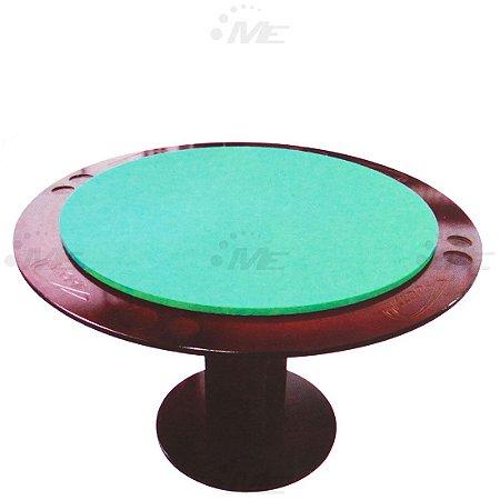 Mesa de Carteado Redonda AX Esportes - Mod. 1077