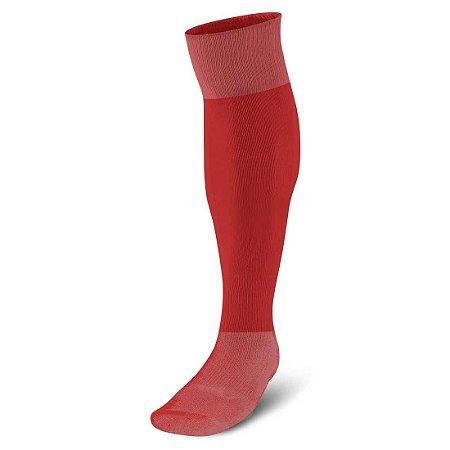 Meião de Futebol Vermelho (Par)