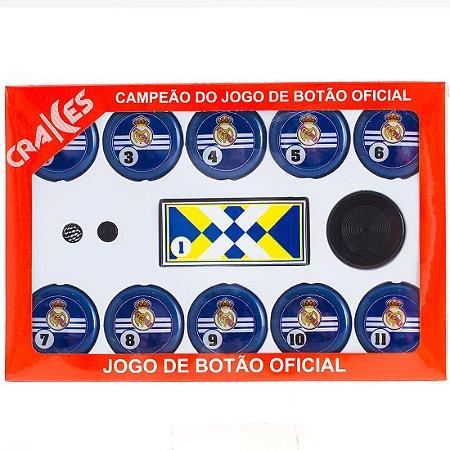 Jogo de Botão Ax Esportes Real Madrid