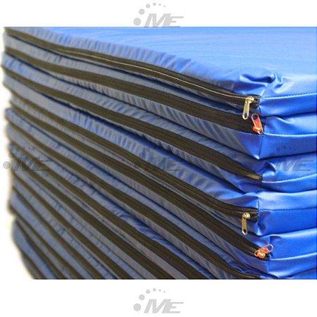 Colchonete para Ginástica AX Esportes 1.00 x 0.70 x 5 cm com Zíper