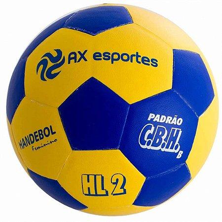 Bola de Handebol Feminino AX Esportes HL2 Matrizada