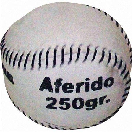 Pelota de Couro 250g Aferida AX Esportes