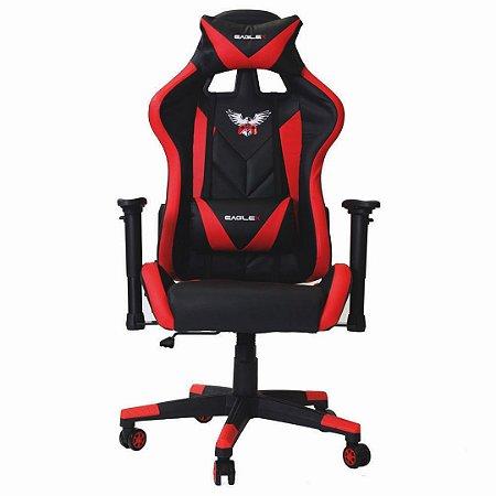 Cadeira Office Gamer 3D Ajustável com Braço