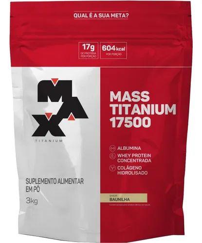 Mass Titanium Hipermalorico