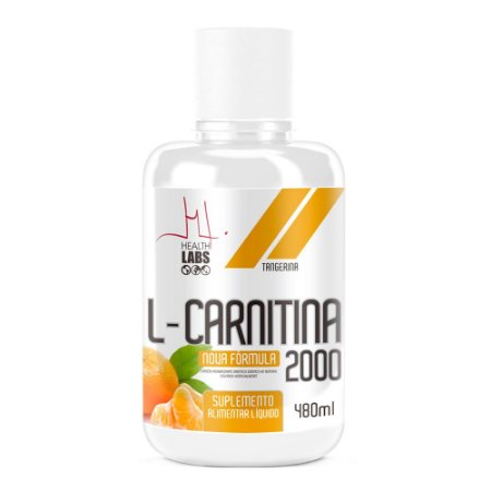 L-carnitina Health Labs 480ml