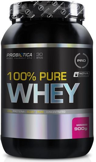 Whey 100% Pure - 900g