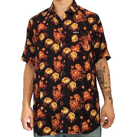 Camisa Viscose Narina Floral