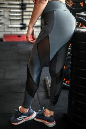 Legging Fitness Bright Tule