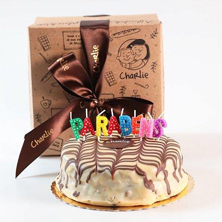 Tortinha de Aniversário