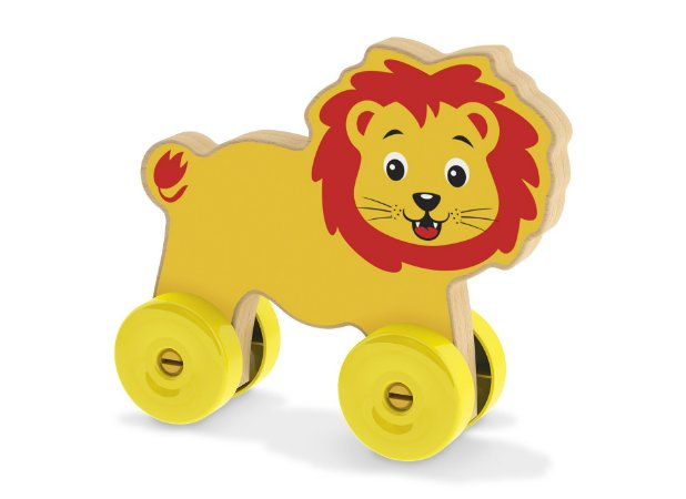 Baby Roller - Lion