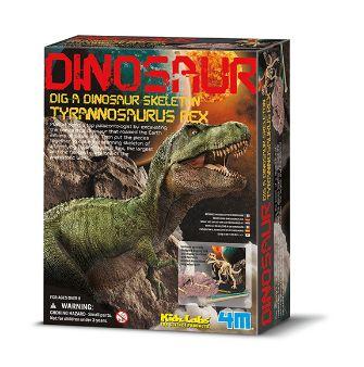 Kit Tiranossauro Rex Escavação