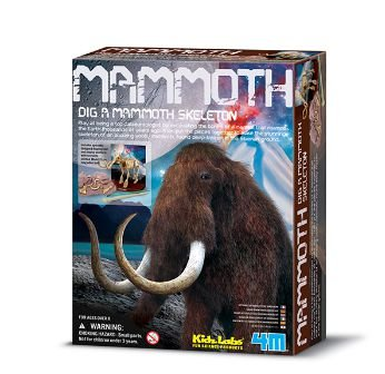 Kit Mamute Escavação