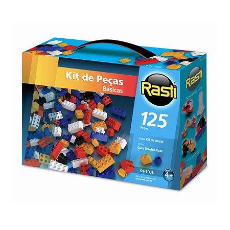 Rasti Peças Básicas - 125 Peças