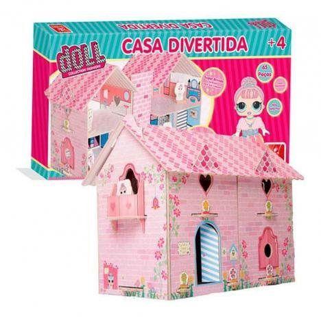 Casa Divertida Doll