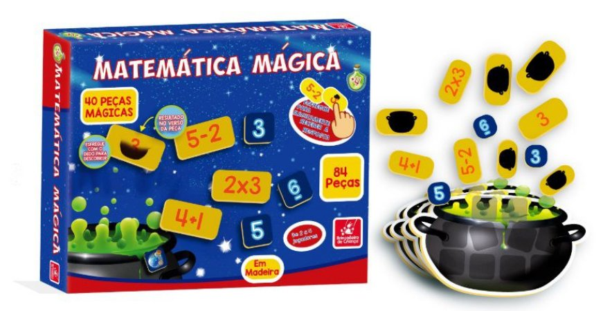 Matemática Mágica