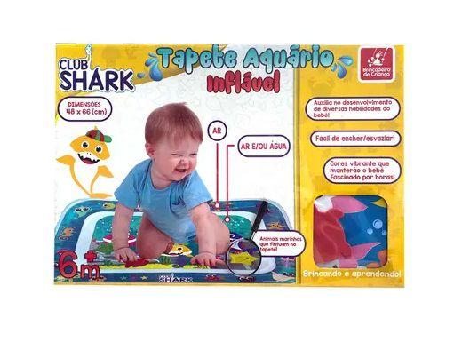 Tapete Aquário - Club Shark