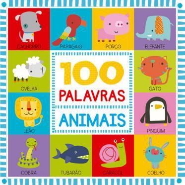 LIVRO 100 PALAVRAS ANIMIAS