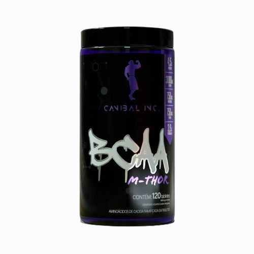 BCAA M-THOR 120 tabletes